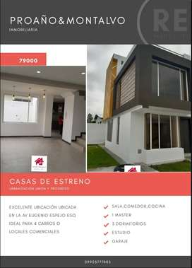 Casa de ESTRENO en Ibarra