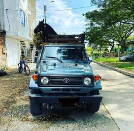 Toyoto 4.5 land cruiser