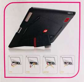 Estuche Para Apple iPad 2 Y 3 Multifuncional Soporte Carro