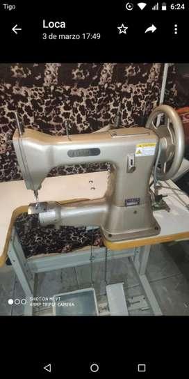Vendo máquina para talabartería