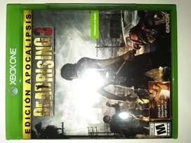 Deadrising 3 Xbox One Usado - Dead Rising 3
