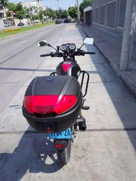 MOTO  NEXUS MODELO 2020 MOTOR 150 CC