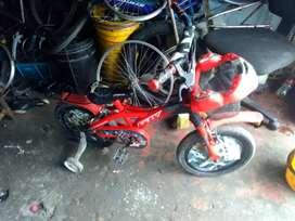 Bicicleta niño Rin 16 barata
