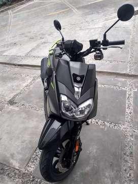 Yamaha BWS 2020
