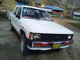 Camioneta Hulix