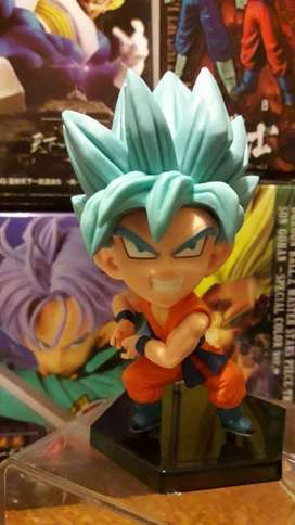 Goku Ssj Blue Dios Cabezon Dragon Ball