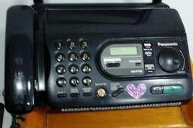 ganga fax panasonic