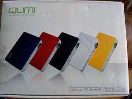 Proyector Vivitek Qumi Q5 500 Lumen WXGA HD 720p HDMI 3DReady bolsillo