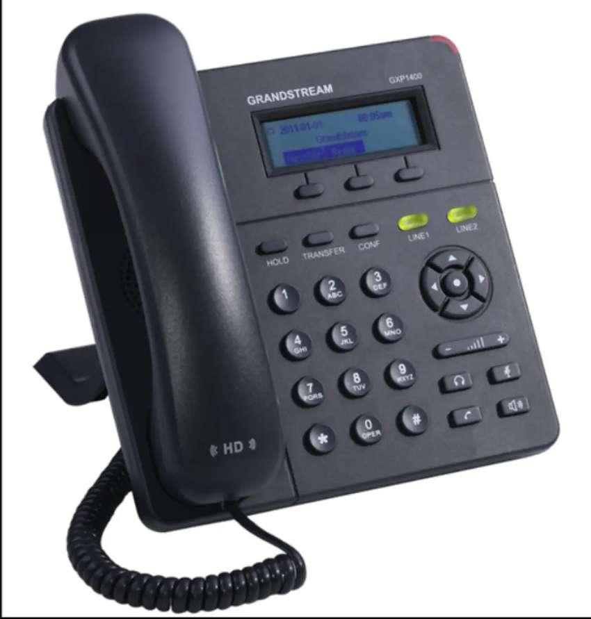 Teléfonos IP de la marca Grandstream