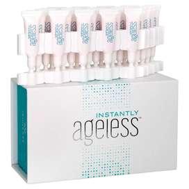 INSTANTLY AGELESS Rejuvenecimiento facial sin edad en una caja