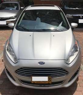 Vendo Ford Fiesta Titanium
