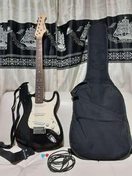 Guitarra electrica marca storm