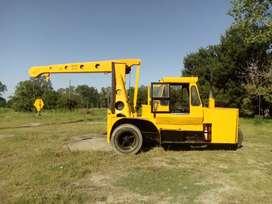 Cranemobile 7.5t certificada