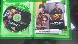 FIFA 21 como nu0evo