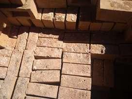 Vendo ladrillo de arcilla puesto en obra por mayor menor
