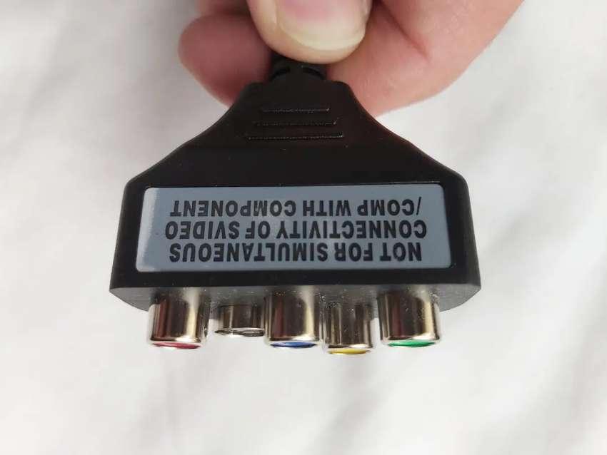 Cables para Targetas de vídeo importadoras o de televisión, varios tipos.