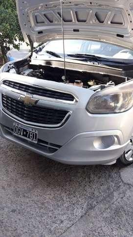 Vendo Chevrolet spin lista para la ruta