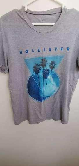 Polo talla S Hollister