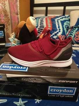 Calzado en marca croydon para hombre y dama