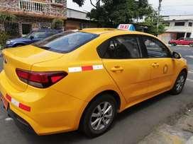 Vendo Taxi Convencional todo en regla y al día