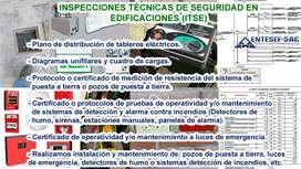 INSPECCIÓN TÉCNICA DE SEGURIDAD EN EDIFICACIONES - ITSE - DEFENSA CIVIL - INDECI