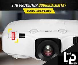 Reparacion Mantenimiento Alquiler Proyector y Videobeam