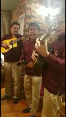 en Hora Buena Trio Musical Barranquilla