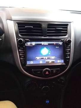 Radio Hyundai táctil