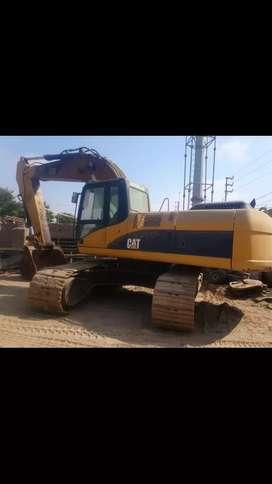 Excavadora 330 CL