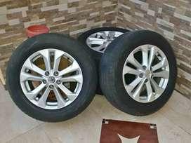 Aros rin 17 Nissan Rav4 Crv