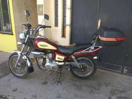 Motomel Cliper 110 - custom -110cv -mod 2007 - papeles al dia- titular
