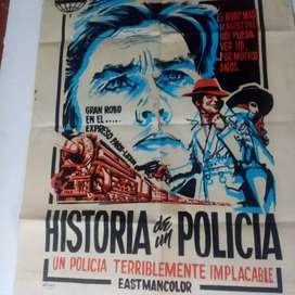 """Carteles Antiguos de Películas Años 60's y 70""""s"""