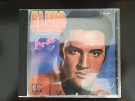 Elvis Presley – Collection - Pop Hits 1992 CD Musical ORIGINAL Mexico