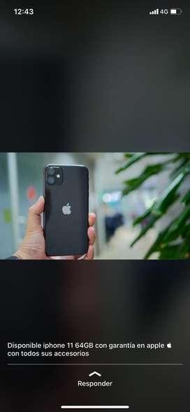 Iphone 11 estado 10/10