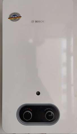 Calentador Bosch a gas NUEVi