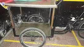 Triciclo chasa