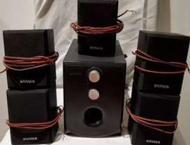 Home theater Ranser 5.1