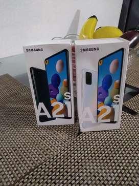 Samsung A21S (128gb) nuevos