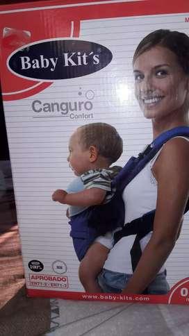 Vendo canguro para Bebé