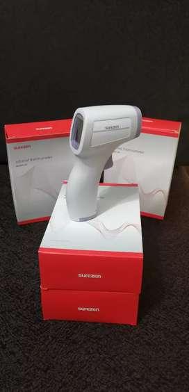 Termometro infrarrojo de uso clínico
