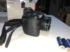 Camara Sony cyber shot H300