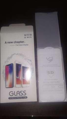 Cristal 5d para iPhone 5,7,8