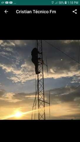 Instalamos Emisoras En Fm a Nivel Nacional