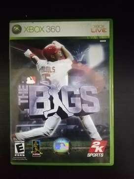 The Bigs Beisbol Xbox 360 Cambio o Vendo