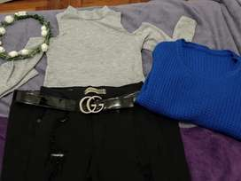 Combo de ropa