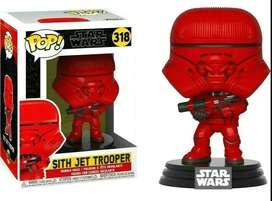Funko Pop Sith Jet Trooper Star Wars