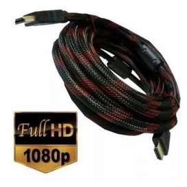 Cable hdmi mallado 3 metros
