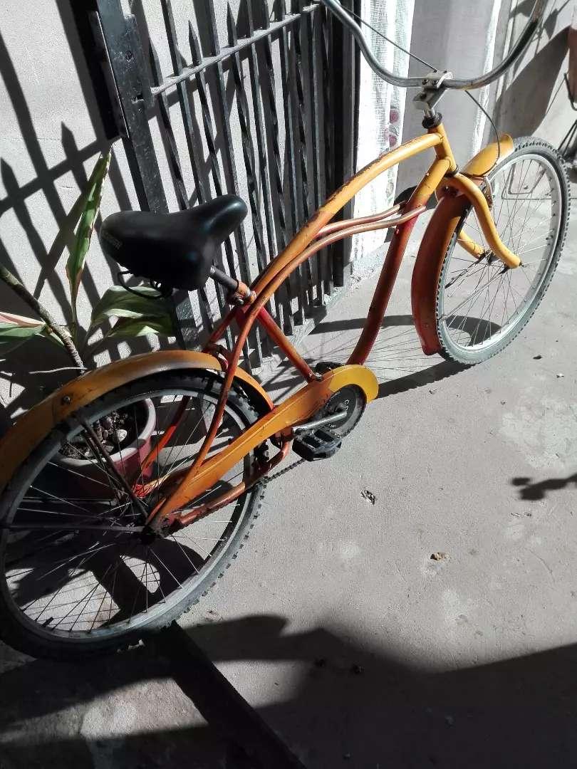 Permuto dos bici x una d 29 0
