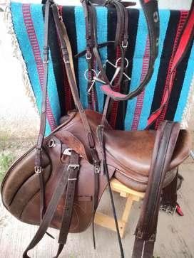Montura de equitación
