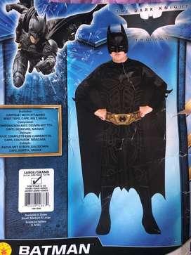 Disfraz Batman Talla 12
